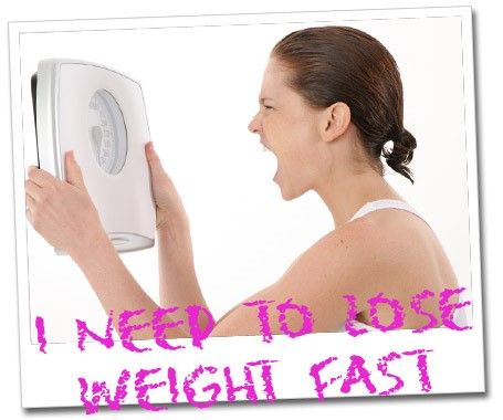Weight-loss…for the Ladies this time…